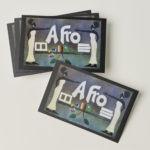 Biglietto da visita di Cucaracha/Afrobar