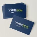 Biglietto da visita di Credito Facile