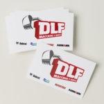 Biglietto da visita di DLF Macchine e Servizi