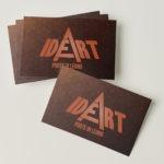 Biglietto da visita di ideArt
